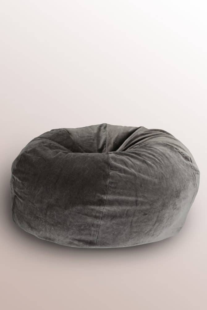 ball-shaped-velvet-beanbag-charcoal