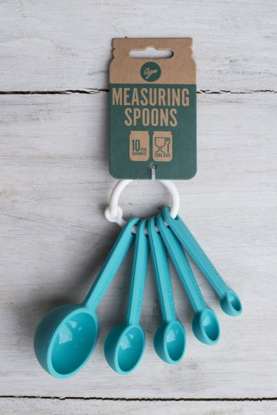 Agee measuring spoons