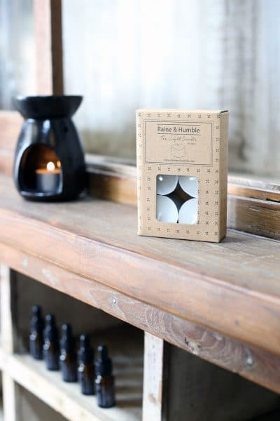 oil burner tealights essential oils