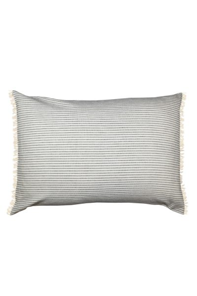 striped cushion rectangle